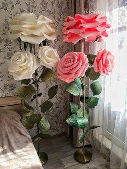 Торшеры и напольные светильники - Торшер цветы «Розы», 0