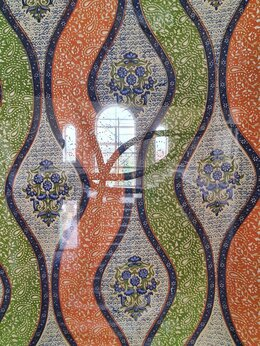 Ткани - Ткань Индия 5×115, 0