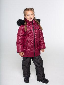 Комплекты верхней одежды - Теплый зимний костюм , 0