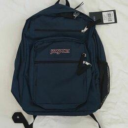 Рюкзаки - Рюкзак JanSport Big Student Navy, 34л, 0