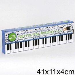 Детские музыкальные инструменты - Детский синтезатор с радио - новый, 0