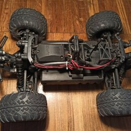 Модели - RC монстр HPI savage XS Flux 1/12 4WD, 0