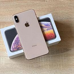 Мобильные телефоны - iPhone XS Max 64 Gb Gold, 0