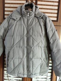 Пуховики - Куртка мужская зимняя, пуховик SELA XXL, 0