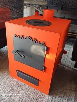 Отопительные котлы - Котел электро - дровяной с варочной плитой,…, 0