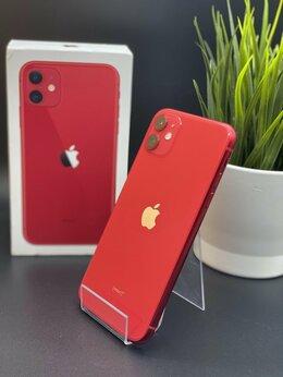 Мобильные телефоны - IPhone 11 Red 64GB, 0