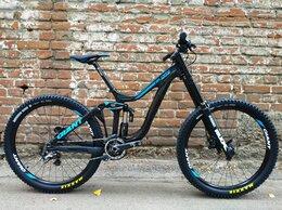 Велосипеды - GIANT GLORY ADVANCED DH S/27.5 , 0