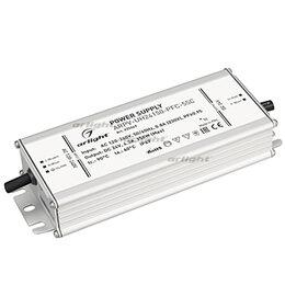Блоки питания - Блок питания ARPV-UH24150-PFC-55C (24V, 6.3A, 150W) (ARL, IP67 Металл, 5 лет), 0