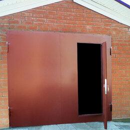 Заборы, ворота и элементы - Гаражные ворота , 0