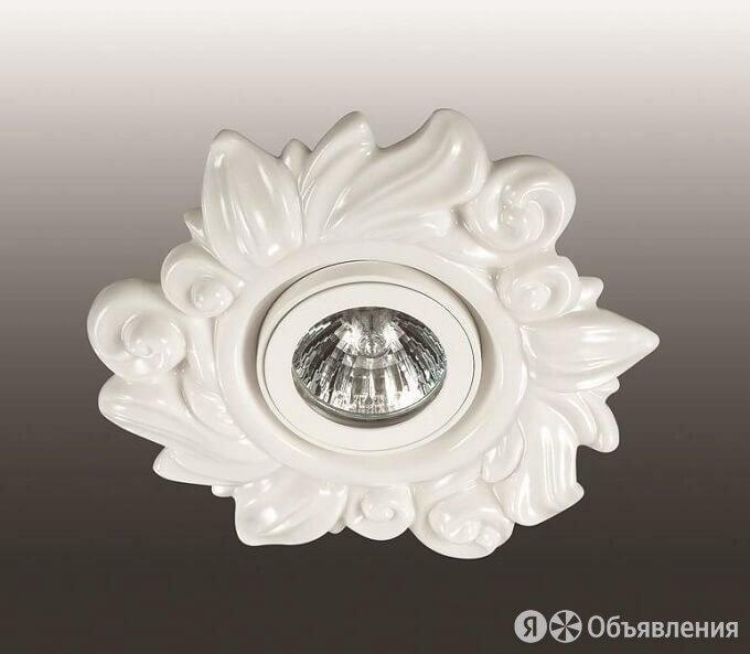 Встраиваемый светильник Novotech OLA 370200 по цене 1849₽ - Люстры и потолочные светильники, фото 0