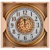 Часы настенные кварцевые с белым циферблатом 46 см золото Galaxy по цене 2899₽ - Часы настенные, фото 1