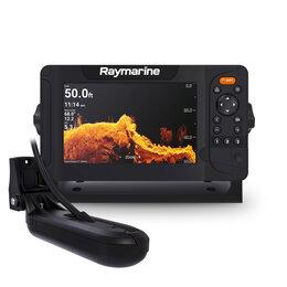 Эхолоты и комплектующие - Эхолот Raymarine Element 7 с датчиком HV-100, 0