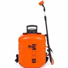 Электрические и бензиновые опрыскиватели - Аккумуляторный ранцевый опрыскиватель 12 литров…, 0