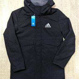Куртки - Новые🔥 Удлинённые куртки adidas, р.48-50 , 0