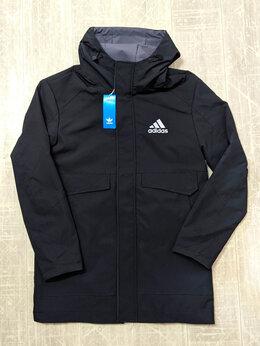 Куртки - Новые🔥 Удлинённые куртки adidas, р.46-50 , 0