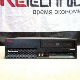 Настольные компьютеры - Системный блок ПК Lenovo 775 E4300 2x1Gb DDR2 160S, 0
