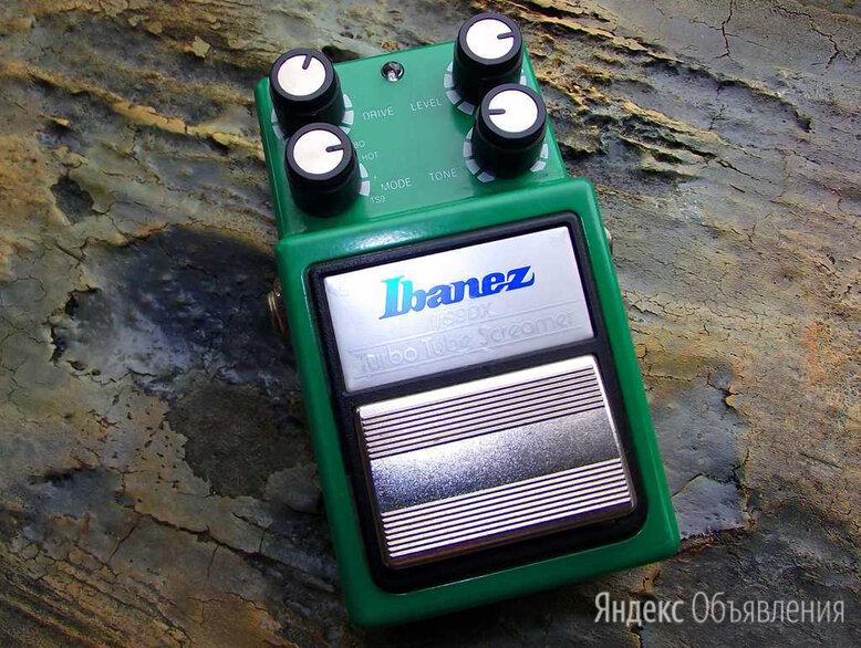 Ibanez TS9DX Turbo TubeScreamer (Япония) по цене 12000₽ - Процессоры и педали эффектов, фото 0