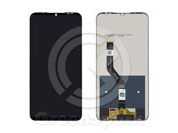 Дисплеи и тачскрины - Дисплей для Meizu Note 9 +тач черный, 0