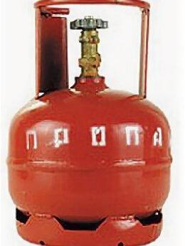 Газовые баллоны - Газовый баллон NOVOGAS 5 л пропановый, 0
