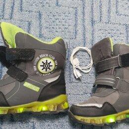 Ботинки - Ботинки зимние (демисезонные) , 0