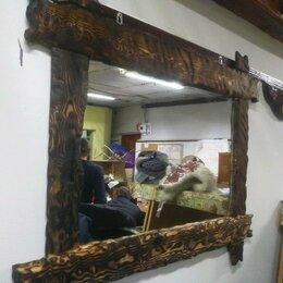 Зеркала - Зеркало в эко-интерьере, 0