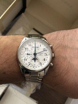 Наручные часы - Longines Master Collection Automatic Chronograph, 0