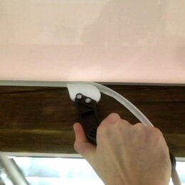 Потолки и комплектующие - Вставщик для натяжного потолка, 0