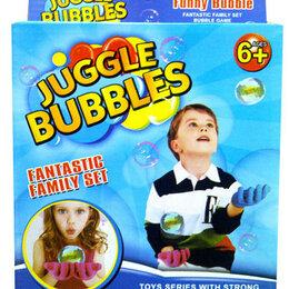 Мыльные пузыри - Нелопающиеся мыльные пузыри, 0