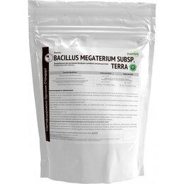 Удобрения - Биомасса Bacillus megaterium subsp. terra Organic, 0