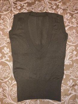 Блузки и кофточки - Безрукавка , 0
