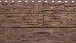 Фасадные панели - Панель Каньон, Канзас, 1160х450мм, 0