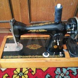 Швейные машины - продаю швейную машинку подольск., 0