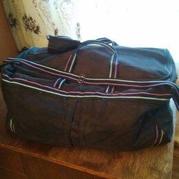 Дорожные и спортивные сумки - Сумка дорожная черная, 0