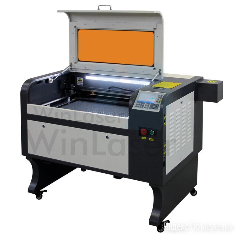 Лазерный станок резак и гравер Zoldo 6040 RD по цене 146000₽ - Производственно-техническое оборудование, фото 0