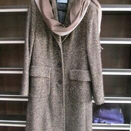 Пальто - Пальто женское. Натуральная шерсть - мохер., 0