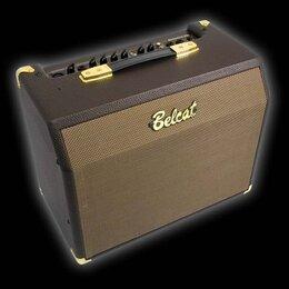 Оборудование для звукозаписывающих студий - Комбоусилитель для акустической гитары, 25Вт,…, 0