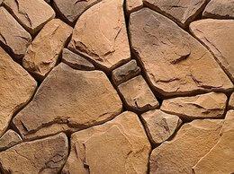 Облицовочный камень - Колотый бут Декоративный камень, 0