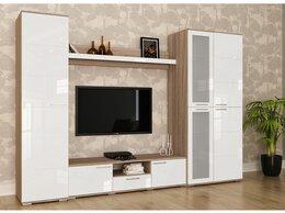 Шкафы, стенки, гарнитуры - Стенка Агата, 0