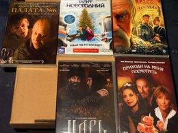 Видеофильмы - DVD диски, советские и российские фильмы, 0