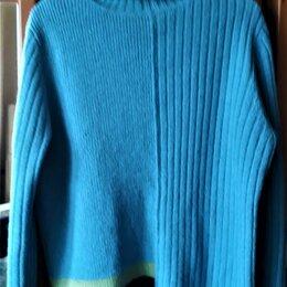 Свитеры и кардиганы - Яркий теплый свитер, 0