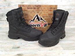 Ботинки - Ботинки мужские зимние водонепроницаемые  NORTIV 8, 0