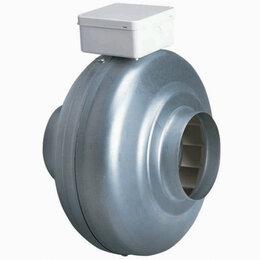 Промышленное климатическое оборудование - Вентилятор канальный, 0