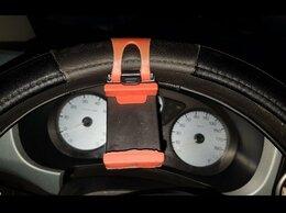 Держатели для мобильных устройств - Крепление на руль автомобиля для телефона, 0