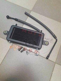 Запчасти  - Радиатор масляный в сборе 4Т 166FMM Racer RC250…, 0
