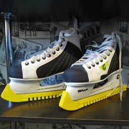 Коньки - Хоккейные коньки Graf, 0