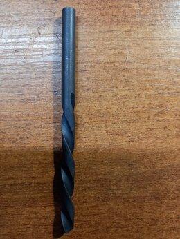 Для дрелей, шуруповертов и гайковертов - Сверло по металлу левое ц/х  6,9мм Р18, 0