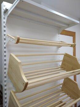Мебель для учреждений - Стеллаж с хлебными полками, 0