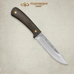 Аксессуары и комплектующие - Нож Лиса Златоуст из стали 95х18 текстолит, 0