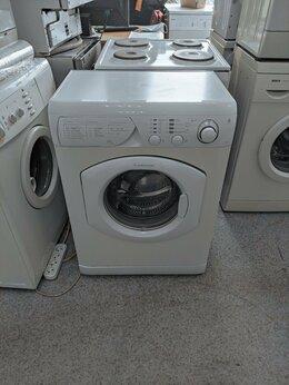 Стиральные машины - ARISTON AVSL 80 с гарантией стиральная машинка, 0