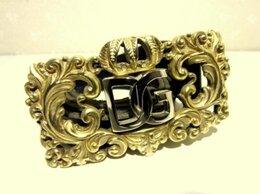 Ремни и пояса - Dolce & Gabbana черный кожаный ремень пояс, 0